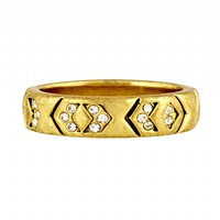 House of Harlow 1960 Jewelry Echo Crest Midi Ring