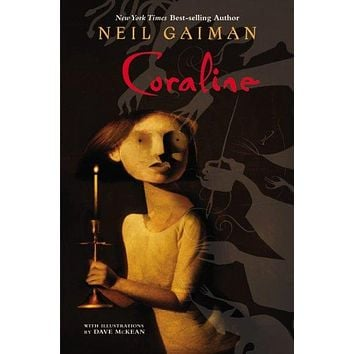 Coraline (Bram Stoker Award for Young Readers)