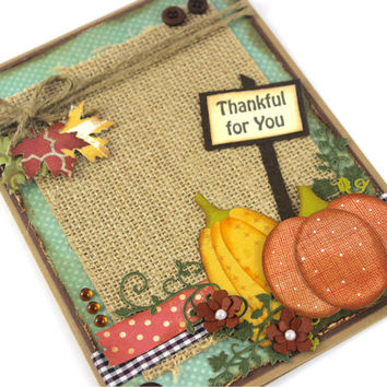 Shop Thanksgiving Card on Wanelo