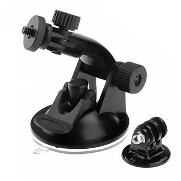 High Quality Stick Suction Cup Mount Tripod Adapter Camera Accessories For Gopro