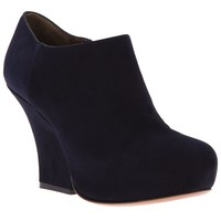 Marni wedge shoe boot