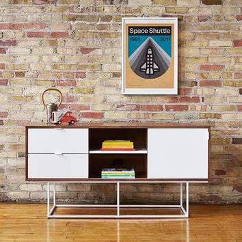 Gus* Modern Emerson Media Stand
