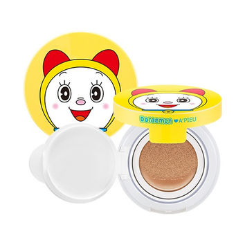 A'PIEU AIR-FIT Cushion Blusher DORAEMON EDITION BR01 Bronzer