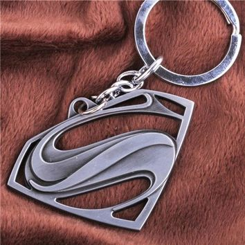 DCCKIX3 Popular Anime Superman S Logo Fashion Alloy Unisex Key Chain Pendant = 1946441604