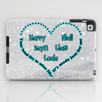 One Direction - Little Things iPad Case by Alice Gosling | Society6