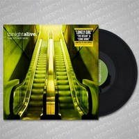 The Other Side Black LP : FEAR : Tonight Alive