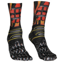 TUNED RED SOCKS 25% OFF