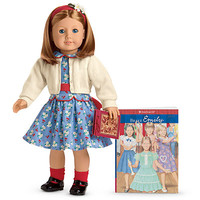 American Girl® Dolls: Emily Doll, Book, & Accessories