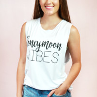 wedding collection: honeymoon vibes tank