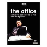 The Office: The Complete BBC Collection (First and Second Series Plus Special)