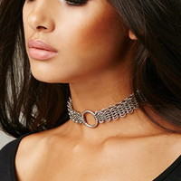 Gypsy Warrior Chainmail Choker