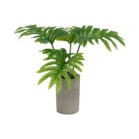 17 X 15 X 13 Inch Green Artificial Plant