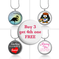 Buy 3 Get 4th Free - mix and match with earrings, necklace, bracelets, cufflinks, Jewelry Sale, Jewelry Buy 3 get 1 free