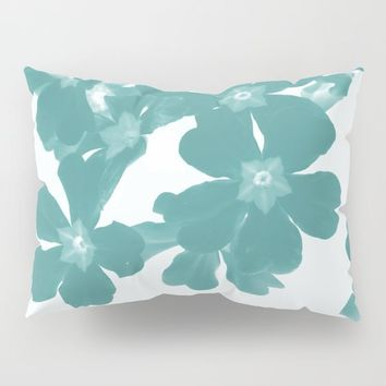 Floral Teal by ARTbyJWP