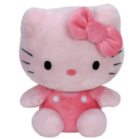 Ty Hello Kitty Pink