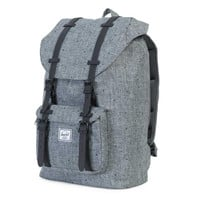 Herschel Supply Co. 'Little America' Mid Volume Backpack - Scattered Raven Crosshatch