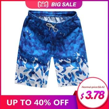 4XL Swimwear Men 2018 Summer Swimming Shorts for Men Surf Swim Wear Shorts Beach Trunks Camouflage Quick Dry Swimsuit Man