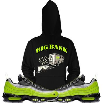 Nike Air Max 95 Volt Sneaker Hoodies - BIG BANK