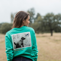Southern Marsh Black Lab - Long Sleeve