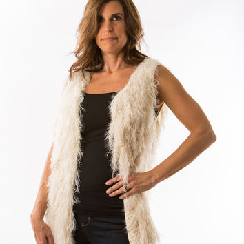 Fab Fur Vest by Freeway