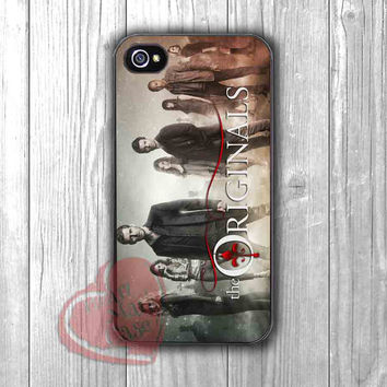 The Originals Vampire Diaries tv Series characters poster -Lxmi for iPhone 6S case, iPhone 5s case, iPhone 6 case, iPhone 4S, Samsung S6 Edge