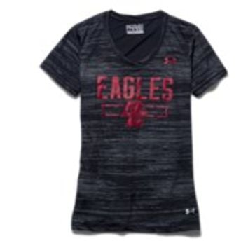 Under Armour Girls' Boston College UA Tech Shimmer T-Shirt