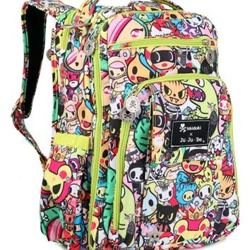 Infant tokidoki x Ju-Ju-Be 'Be Right Back' Diaper Backpack
