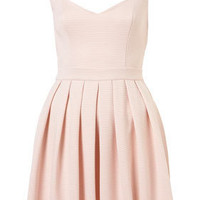 Heart Back Rib Prom Dress - New In This Week  - New In  - Topshop USA