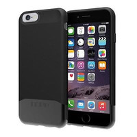 INCIPIO EDGE CHROME SLIDER CASE WITH CHROME FINISH FOR IPHONE 6 Cover 4.7 BLACK
