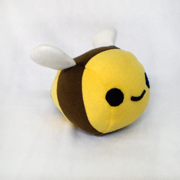 Bumble Bee Plush Plushie Stuffed Animal Toy