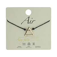 Air Symbol Bracelet - Jewelry - New In - Topshop USA