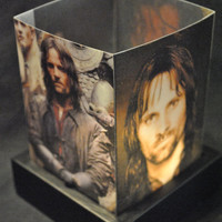 Aragorn - Lord of the Rings (version 1) Luminary Lamp Night Light