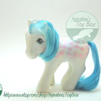 Vintage My Little Pony Fifi 80s Toy
