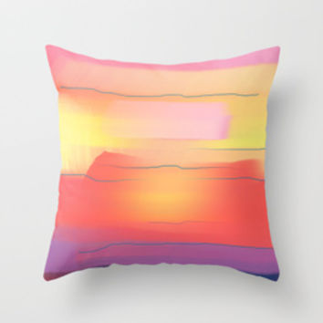 Coral African Sunset Collection By Carmen Ray Anderson | Society6