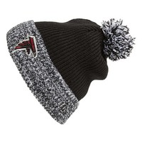 Men's New Era Cap 'Flurry Frost - NFL Atlanta Falcons' Pom Knit Cap
