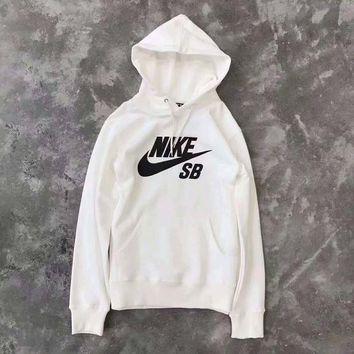 onetow One-nice? NIKE SB Print Hooded More Color pullover Hoodies Tops Sweatshirt H-A-GHSY-1