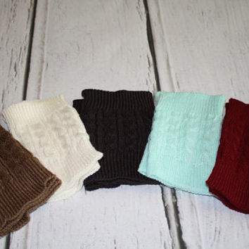 wholesale boot cuffs, wholesale knit boot cuffs, wholesale lace boot cuffs, wholesale boot toppers, wholesale leg warmers