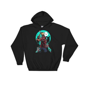 Zombie Killer Unisex Hoodie Hooded Sweatshirt