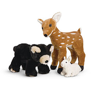 American Girl® Dolls: Kaya's Animals