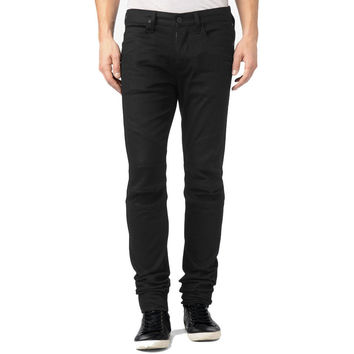 Mens Denim Slim Fit (Black)