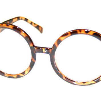 "Vintage Style Deadstock ""Harry"" Glasses in Tortoise Shell"