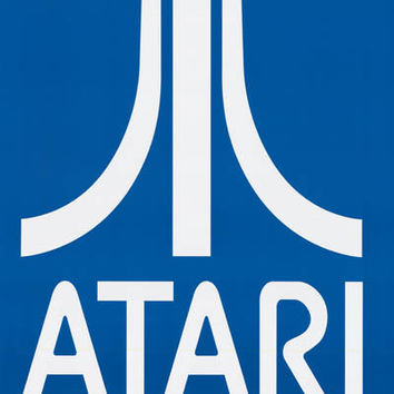 Atari Video Game Logo Poster 24x36