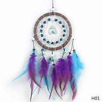 Cute Antique-Style Mini Dream Catcher
