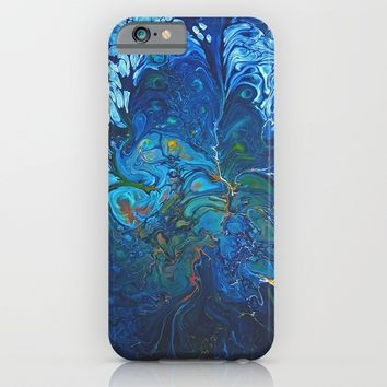 Organic.3 iPhone & iPod Case by DuckyB