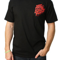 Hoonigan Men's What Doesn't Graphic T-Shirt