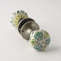 Gardening Indoors Doorknob by Anthropologie