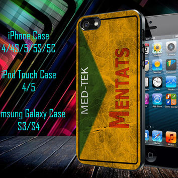 Fallout Mentats Samsung Galaxy S3/ S4 case, iPhone 4/4S / 5/ 5s/ 5c case, iPod Touch 4 / 5 case