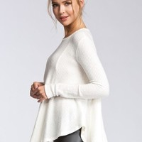 All about the Comfort Top - Ivory
