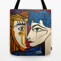 Jacqueline Tote Bag by Bruce Stanfield