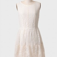 Townsend Embroidered Lace Dress